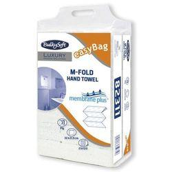 Bulkysoft Ręcznik 3w m-fold biały op.2520 82311
