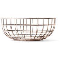 Menu Misa druciana  wire bowl nude