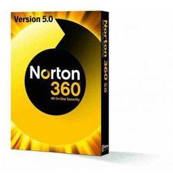 Norton 360 5.0 PL - 3 PC (oprogramowanie)