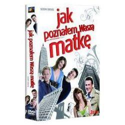 Jak Poznałem Waszą Matkę sezon 2 (DVD) - Pamela Fryman (5903570144394)