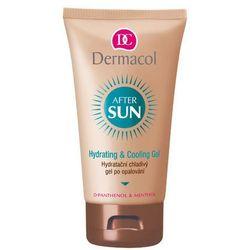 Dermacol After Sun Hydrating & Cooling Gel 150ml W Opalanie - produkt z kategorii- Kosmetyki do opalania