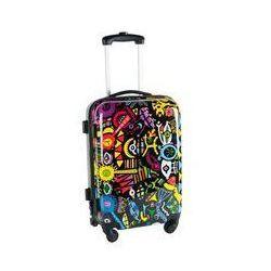 Walizka Dream Big mała czarna - produkt z kategorii- skrzynki i walizki narzędziowe