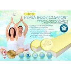 Hevea Materac lateksowy body comfort h3 + poduszka 45/45 gratis!