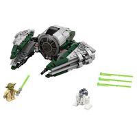 Lego STAR WARS Jedi starfighter yody 75168