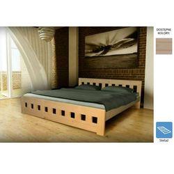 łóżko drewniane ola 140 x 200 marki Frankhauer