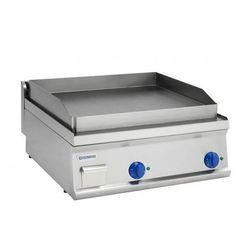 Płyta grillowa gładka nastawna moc: 7,8kW - produkt z kategorii- Płyty grillowe