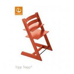 Krzesełko tripp trapp - lava orange marki Stokke