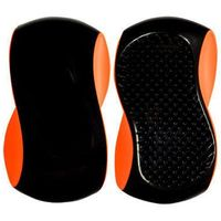 Detangler Grip Brush 1szt W Szczotka do włosów Black Orange (8595562222219)