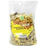 Musli crunchy orzech-miód 350g radix marki Radix bis