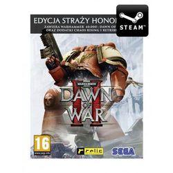 Warhammer 40,000: dawn of war ii pl - edycja straży honorowej - klucz od producenta Cenega