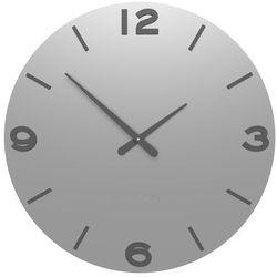 Zegar ścienny smarty  aluminium marki Calleadesign