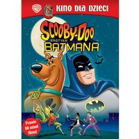 Scooby-Doo spotyka Batmana. DVD z kategorii Filmy animowane
