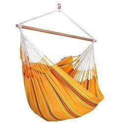 - currambera - fotel hamakowy lounger - apricot marki Lasiesta