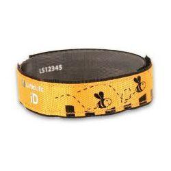 Opaska informacyjna na rękę ID infoband pszczoła - Little Life - produkt z kategorii- Pozostałe dla dzieci