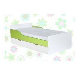 Łóżko z szufladą 80x160 z materacem lady marki 03