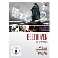 "Beethoven: Symphonies Nos. 1-9 & ""Das Beethoven Projekt"" (Documentary) (DVD) - Paavo Jarvi"