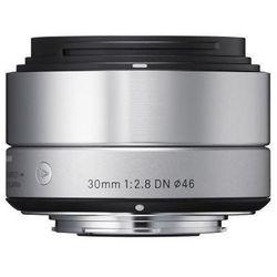 Obiektyw SIGMA Digital A 19/2.8 DN micro 4/3 (MFT) Srebrny + DARMOWY TRANSPORT! + Zamów z DOSTAWĄ JU