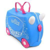 Jeżdżąca walizeczka TRUNKI Księżniczka Pearl