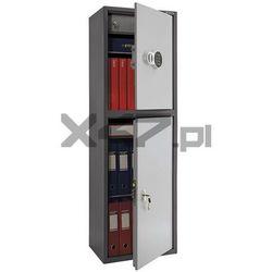 Sejf elektroniczny / kluczowy na segregatory sl 150/2t el marki Promet