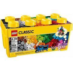 Lego polska Classic kreatywne klocki średnie pudełko - darmowa dostawa od 199 zł!!!
