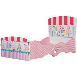 łóżko dla dziewczynki - seria patisserie marki Kidsaw