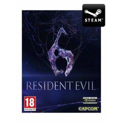 Resident Evil 6 PL - Klucz z kategorii Kody i karty pre-paid
