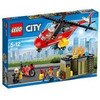 Lego City Helikopter strażacki, kup u jednego z partnerów