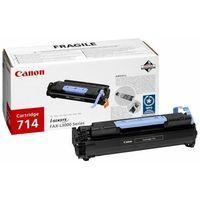 Wyprzedaż oryginał toner  crg714 do faxów l-3000 l-3000ip | 5 000 str. | czarny black, brak pudełka i airb