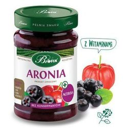 Produkt owocowy z aronią i sokiem z aceroli 290g Bifix (5901483082215)