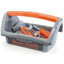 SMOBY BD Skrzynka z narzędziami (skrzynka narzędziowa zabawka)