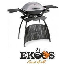 grill gazowy q2200 stand szaro-granitowy marki Weber