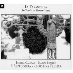 La Tarantella - Christina Pluhar, L′ Arpeggiata