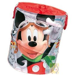 Kosz na zabawki Mickey Mouse okrągły, PLN-013MM