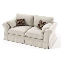 Meblo dom Hudson sofa 2 osobowa z funkcją spania ze zdejmowanym pokrowcem