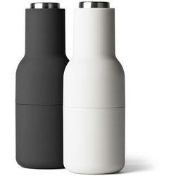 Menu Młynek 2 szt bottle grinder carbon&ash steel