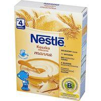 Kaszka mleczna manna Nestlé po 4 miesiącu 250 g