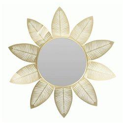 Glamour lustro evelie - złote marki Producent: elior