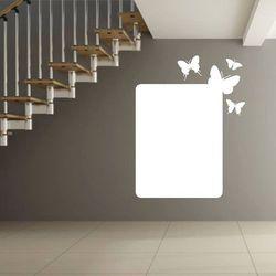 Wally - piękno dekoracji Tablica suchościeralna motyle 094