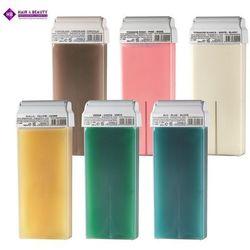 Kallos cosmetics Kallos wosk do depilacji - żółty (yellow) - 100ml, kategoria: woski do depilacji