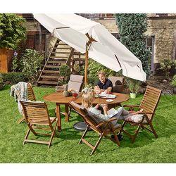 Tchibo Rozkładany stół ogrodowy