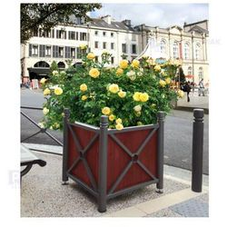 Donica Province miejska na drzewka - 80x80 cm - produkt dostępny w sklep.szymkowiak.pl