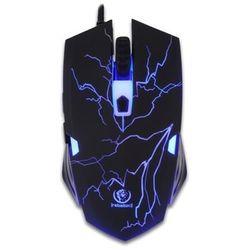 Rebeltec Gamingowa mysz optyczna USB CRUSHER DARMOWA DOSTAWA DO 400 SALONÓW !! (5902539600056)