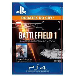 Battlefield 1 - Pakiet Wyposażenia Pojazdów [kod aktywacyjny], kup u jednego z partnerów