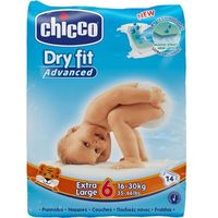 CHICCO Extra Large 14szt. (16-30kg) – pieluszki jednorazowe - produkt z kategorii- Pieluchy jednorazowe