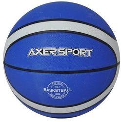 Piłka do koszykówki Axer - niebieski - sprawdź w wybranym sklepie