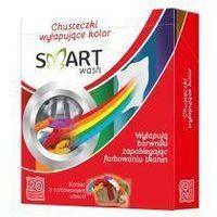 Gemstone products ltd. Chusteczki wyłapujące kolor smart wash (20 sztuk) (5060411610774)