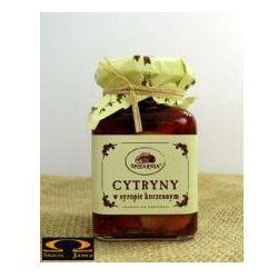 Cytryny w syropie korzennym - , marki Spiżarnia