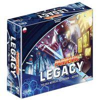 Pandemic Legacy - Edycja niebieska LACERTA (5908445421358)