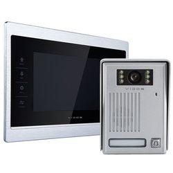 Zestaw wideodomofonu natynkowego s35 m901fh marki Vidos