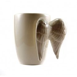 Kubek - skrzydła białe marki Pct ltd